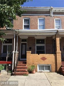 Photo of 3136 MCELDERRY ST, BALTIMORE, MD 21205 (MLS # BA10034507)