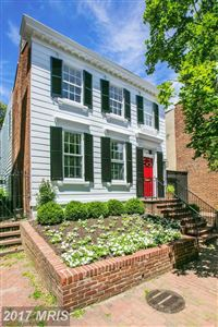 Photo of 3013 DUMBARTON ST NW, WASHINGTON, DC 20007 (MLS # DC10058511)