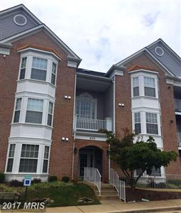 Photo of 653 BURTONS COVE WAY #3, ANNAPOLIS, MD 21401 (MLS # AA10036518)