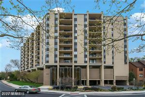 Photo of 4242 EAST WEST HWY #610, CHEVY CHASE, MD 20815 (MLS # MC9688518)