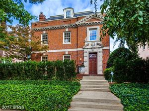 Photo of 3009 CATHEDRAL AVE NW, WASHINGTON, DC 20008 (MLS # DC10075521)