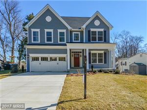 Photo of 7504 MCWHORTER PL, ANNANDALE, VA 22003 (MLS # FX9986522)