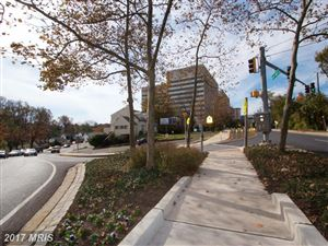 Photo of 4242 EAST WEST HWY #406, CHEVY CHASE, MD 20815 (MLS # MC10103524)