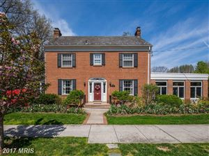 Photo of 4535 WINDOM PL NW, WASHINGTON, DC 20016 (MLS # DC9971525)