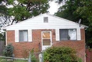 Photo of 1109 DRUM AVE, CAPITOL HEIGHTS, MD 20743 (MLS # PG10108530)