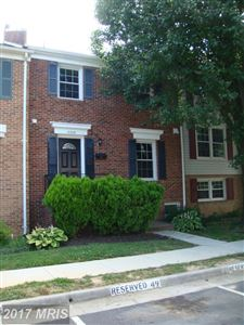 Photo of 8029 CARBONDALE WAY, SPRINGFIELD, VA 22153 (MLS # FX9977533)