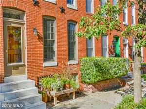 Photo of 1272 BATTERY AVE, BALTIMORE, MD 21230 (MLS # BA10084534)