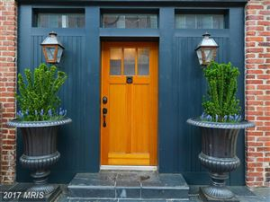 Photo of 1809 20TH ST NW #CARRIAGE HOUSE, WASHINGTON, DC 20009 (MLS # DC9957537)