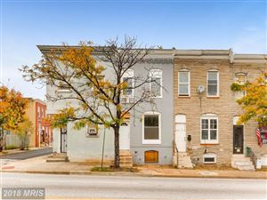 Photo of 2414 ORLEANS ST, BALTIMORE, MD 21224 (MLS # BA10038540)