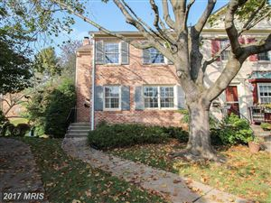 Photo of 7608 WESTLAKE TER #22, BETHESDA, MD 20817 (MLS # MC10103541)