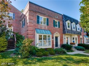 Photo of 6700 OFFUTT LN #195, CHEVY CHASE, MD 20815 (MLS # MC10065542)