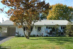 Photo of 610 CHARLES ST, FREDERICK, MD 21701 (MLS # FR9823543)