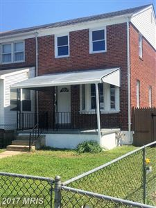 Photo of 1913 BARRY RD, DUNDALK, MD 21222 (MLS # BC10108544)