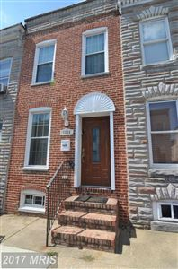 Photo of 1628 CLARKSON ST, BALTIMORE, MD 21230 (MLS # BA10049545)