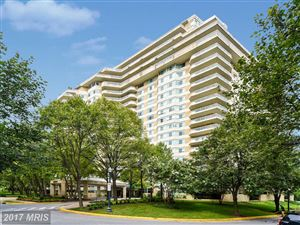 Photo of 5600 WISCONSIN AVE #PH-18A, CHEVY CHASE, MD 20815 (MLS # MC10014546)