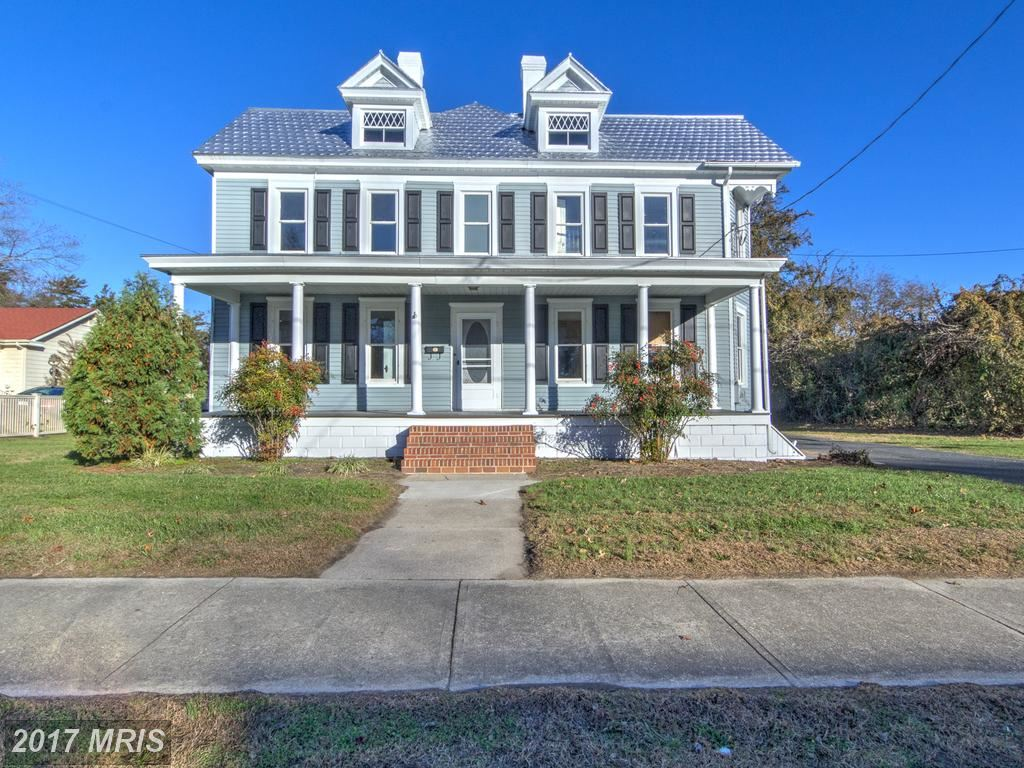 Photo for 115 CENTRAL AVE W, FEDERALSBURG, MD 21632 (MLS # CM10107546)