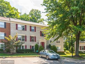 Photo of 7721 INVERSHAM DR #129, FALLS CHURCH, VA 22042 (MLS # FX10029548)