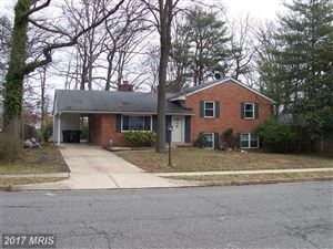 Photo of 6309 DANA AVE, SPRINGFIELD, VA 22150 (MLS # FX9979556)