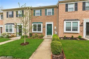 Photo of 15729 AMBIANCE DR, NORTH POTOMAC, MD 20878 (MLS # MC9926556)