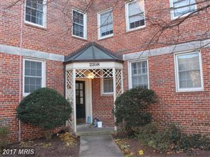 Photo of 2208 COLSTON DR #C-302, SILVER SPRING, MD 20910 (MLS # MC10000563)