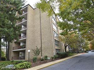 Photo of 4970 BATTERY LN #107, BETHESDA, MD 20814 (MLS # MC10062563)
