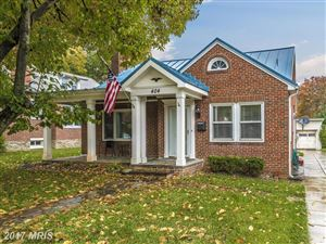 Photo of 404 MAGNOLIA AVE, FREDERICK, MD 21701 (MLS # FR10093564)