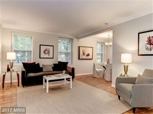 Photo of 3895 RODMAN ST NW #B74, WASHINGTON, DC 20016 (MLS # DC10050568)