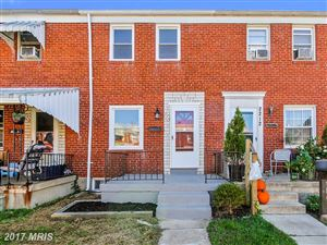 Photo of 2214 REDTHORN RD, MIDDLE RIVER, MD 21220 (MLS # BC10084570)