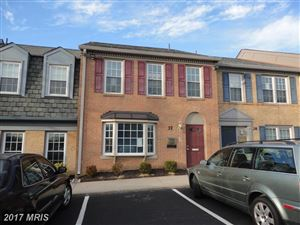 Photo of 932 HUNGERFORD DR #F-37B, ROCKVILLE, MD 20850 (MLS # MC10106575)