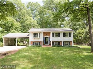 Photo of 8721 BADGER DR, ALEXANDRIA, VA 22309 (MLS # FX10011576)
