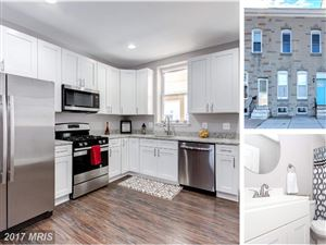 Photo of 539 27TH ST W, BALTIMORE, MD 21211 (MLS # BA10084578)
