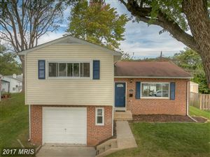 Photo of 918 KENT AVE, CATONSVILLE, MD 21228 (MLS # BC10064578)