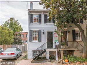 Photo of 2710 POPLAR ST NW, WASHINGTON, DC 20007 (MLS # DC10097578)
