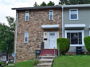 Photo of 2 DAIMLER DR #55, CAPITOL HEIGHTS, MD 20743 (MLS # PG10034582)