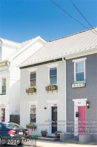 Photo of 326 CHURCH ST E, FREDERICK, MD 21701 (MLS # FR9626605)