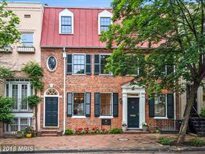 Photo of 1320 29TH ST NW, WASHINGTON, DC 20007 (MLS # DC10048608)