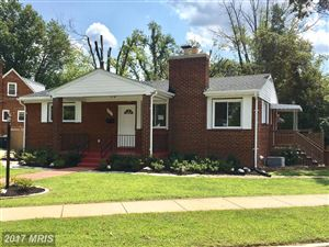 Photo of 6501 HANSFORD ST, DISTRICT HEIGHTS, MD 20747 (MLS # PG10041614)