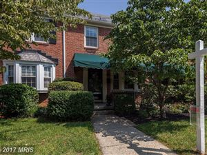 Photo of 144 HOPKINS RD, BALTIMORE, MD 21212 (MLS # BC10021616)