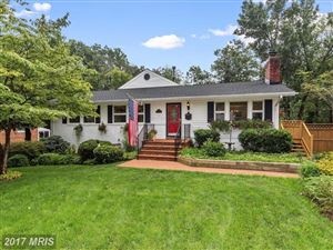 Photo of 7023 ENTERPRISE AVE, McLean, VA 22101 (MLS # FX10033622)