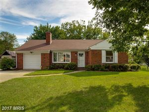 Photo of 2120 ROCKWELL AVE, CATONSVILLE, MD 21228 (MLS # BC10068624)