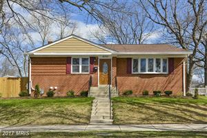 Photo for 10707 EDGEWOOD AVE, SILVER SPRING, MD 20901 (MLS # MC9877624)