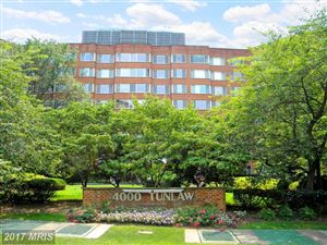 Photo of 4000 TUNLAW RD NW #804, WASHINGTON, DC 20007 (MLS # DC10027625)
