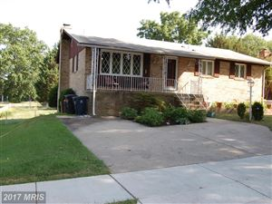 Photo of 4221 HOWARD RD, BELTSVILLE, MD 20705 (MLS # PG9990626)