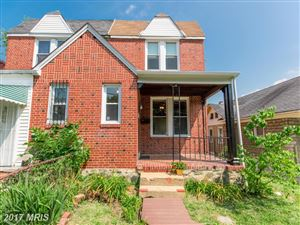 Photo of 5503 READY AVE, BALTIMORE, MD 21212 (MLS # BA10035627)