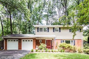 Photo of 9124 GLENBROOK RD, FAIRFAX, VA 22031 (MLS # FX10101627)