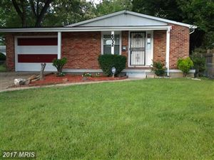 Photo of 6032 ADDISON RD, CAPITOL HEIGHTS, MD 20743 (MLS # PG10044630)