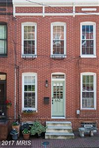 Photo of 443 GRINDALL ST, BALTIMORE, MD 21230 (MLS # BA9952633)