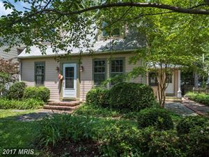 Photo of 29 DECATUR AVE, ANNAPOLIS, MD 21403 (MLS # AA9981635)