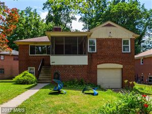 Photo of 9502 HALE PL, SILVER SPRING, MD 20910 (MLS # MC10059639)