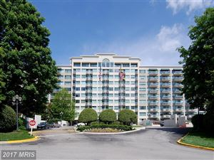 Photo of 5450 WHITLEY PARK TER #105, BETHESDA, MD 20814 (MLS # MC10101641)